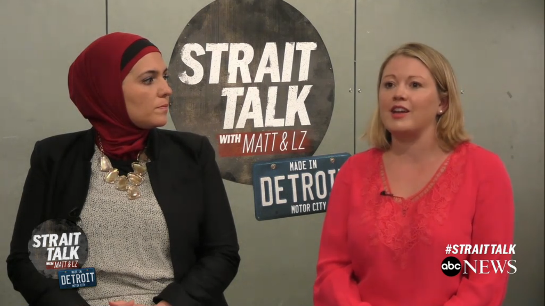 Strait Talk Interview on ABC